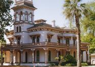 Bidwell Mansion, Chico