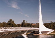 Sundial Bridge, Turtle Bay Exploration Park, Redding