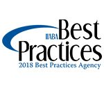 Logo of 2018 Best Practices Agency