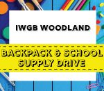 Thumbnail logo of IWGB WOODLAND - Backpack & School Supply Drive