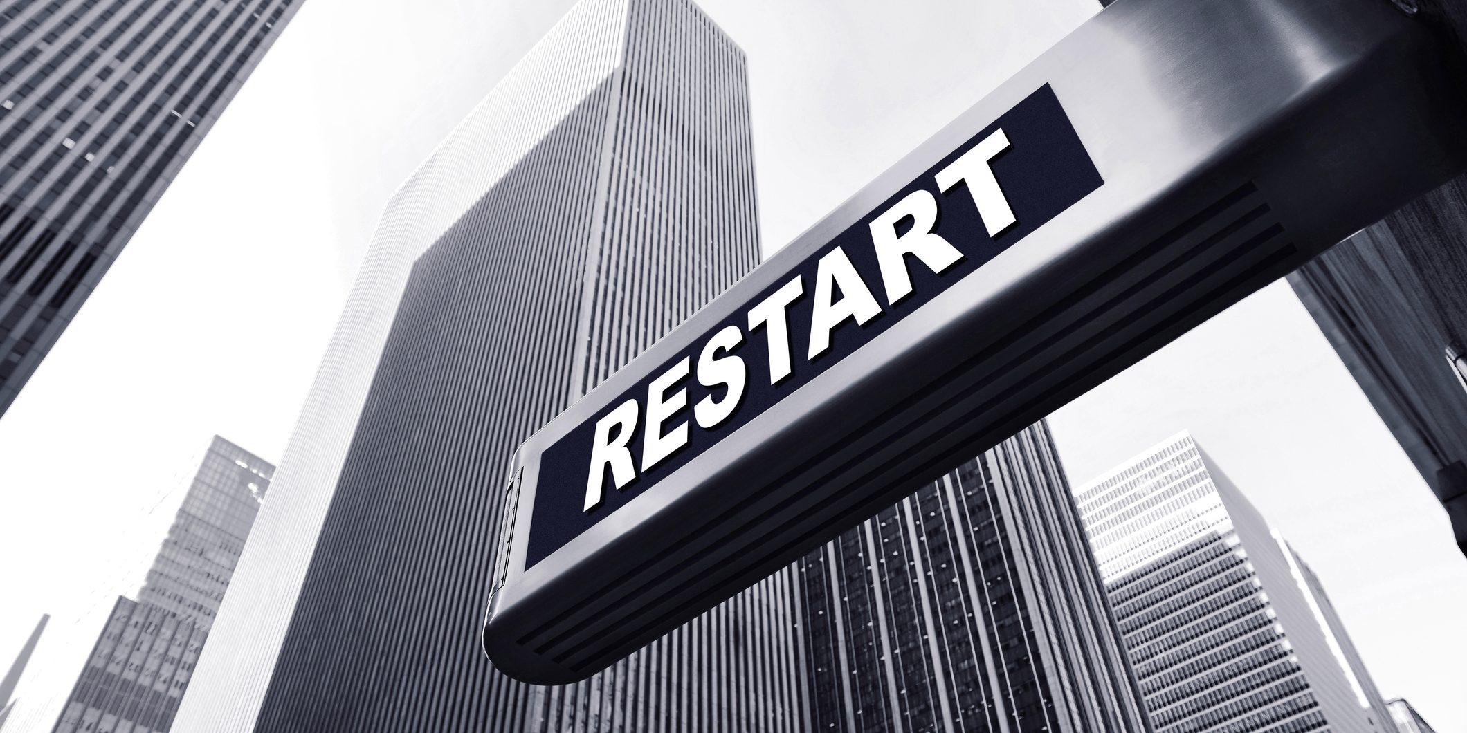 business restart