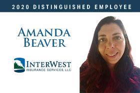 Amanda Beaver - Distinguished Employee